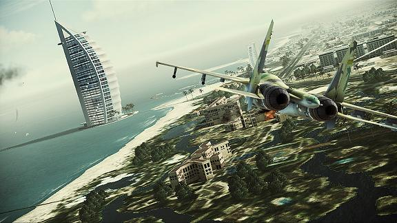 Ace Combat Assault Horizon for XBOX360 to Rent