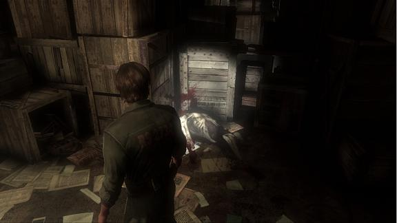 Silent Hill Downpour for XBOX360 to Rent