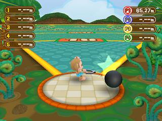 Super Monkey Ball Banana Blitz for NINTENDOWII to Rent