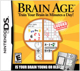 Brainage DS Game