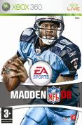 Madden NFL 08 for XBOX360 to rent
