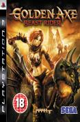 Golden Axe Beast Rider for PS3 to rent