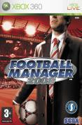 Football Manager 2008 for XBOX360 to rent