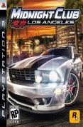 Midnight Club Los Angeles for PS3 to rent