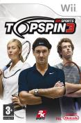 Topspin 3 for NINTENDOWII to rent