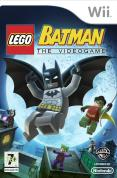 Lego Batman The Video Game for NINTENDOWII to rent