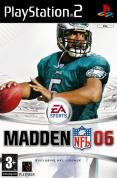 Madden NFL 2006 for PS2 to rent