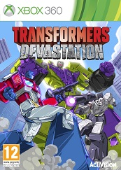 Transformers Devastation  for XBOX360 to buy