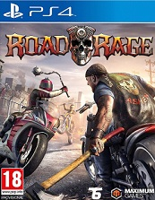 Road Rage for PS4 to rent