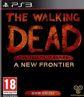 The Walking Dead Telltale Series The New Frontier for PS3 to buy