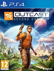 Outcast Second Contact for PS4 to rent
