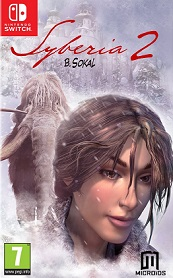 Syberia 2 for SWITCH to rent