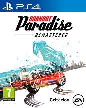 Burnout Paradise Remastered for PS4 to rent