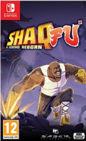 Shaq Fu A Legend Reborn for SWITCH to buy