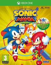 Sonic Mania Plus for XBOXONE to rent