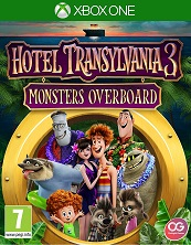 Hotel Transylvania 3 Monsters Overboard for XBOXONE to rent