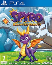 Spyro Trilogy Reignited for PS4 to rent