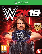 WWE 2K19  for XBOXONE to rent