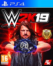 WWE 2K19  for PS4 to buy