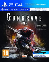 GUNGRAVE VR for PS4 to rent