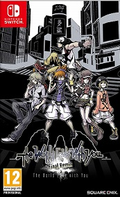 The world Ends With You Final Remix for SWITCH to rent