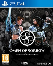 Omen of Sorrow for PS4 to rent