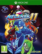 Megaman 11 for XBOXONE to rent
