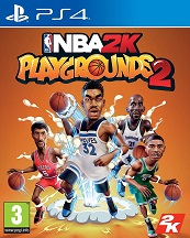 NBA 2K Playgrounds 2 for PS4 to rent
