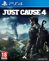 Just Cause 4 for PS4 to rent