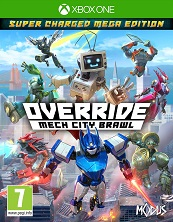 Override Mech City Brawl for XBOXONE to rent