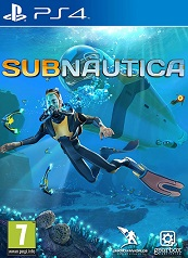 Subautica  for PS4 to rent