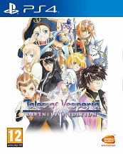 Tales Of Vesperia Definitive Edition  for PS4 to rent
