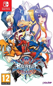 BLAZBLUE CENTRALFICTION for SWITCH to rent