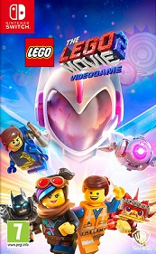LEGO Movie 2 The Video Game for SWITCH to rent