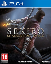 Sekiro Shadows Die Twice  for PS4 to buy