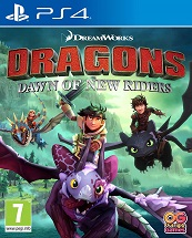 Dreamworks Dragons Dawn of New Riders for PS4 to buy
