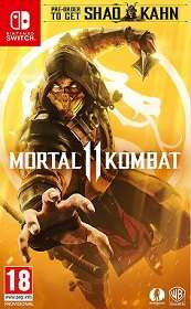 Mortal Kombat 11 for SWITCH to rent