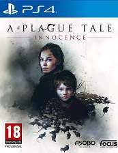A Plague Tale Innocence for PS4 to rent