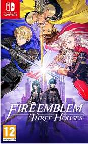 Fire Emblem Three Houses for SWITCH to rent