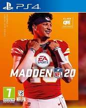 Madden NFL 20 for PS4 to rent
