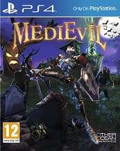 Medievil for PS4 to rent