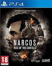 Narcos Rise of the Cartels for PS4 to buy