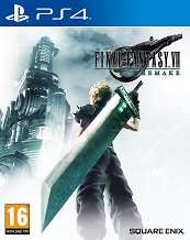 FINAL FANTASY VII REMAKE for PS4 to rent