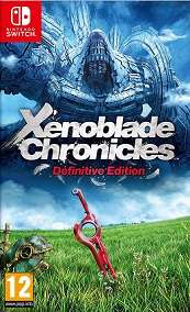Xenoblade Chronicles Definitive Edition  for SWITCH to rent