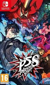 Persona 5 Strikers for SWITCH to rent