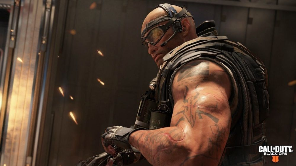 Call of Duty Black Ops 4 for PS4 to Rent
