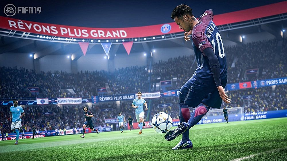 FIFA 19 for PS4 to Rent