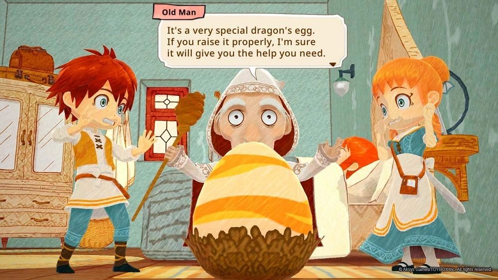 Little Dragons Cafe  for PS4 to Rent