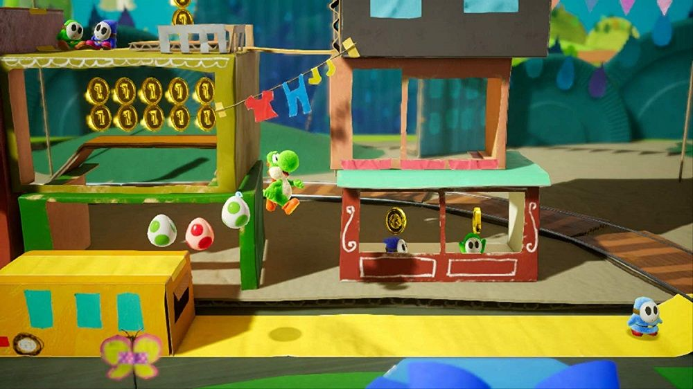 Yoshis Crafted World for SWITCH to Rent