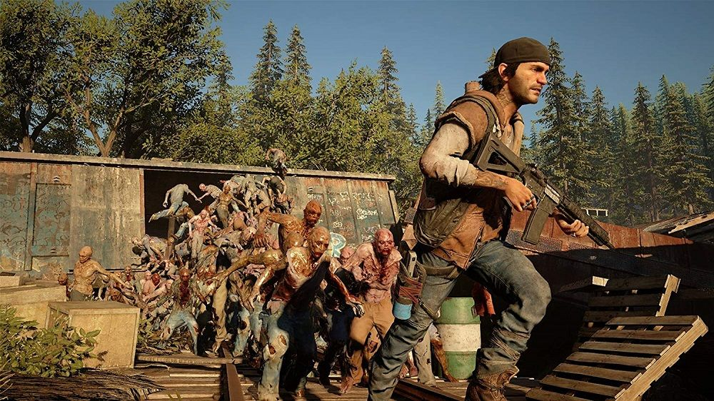 Days Gone for PS4 to Rent